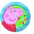 Peppa Pig Party Plates (8)